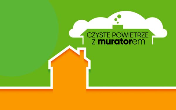 II edycja konkursu Czyste Powietrze z Muratorem! Do wygrania bardzo cenne nagrody!