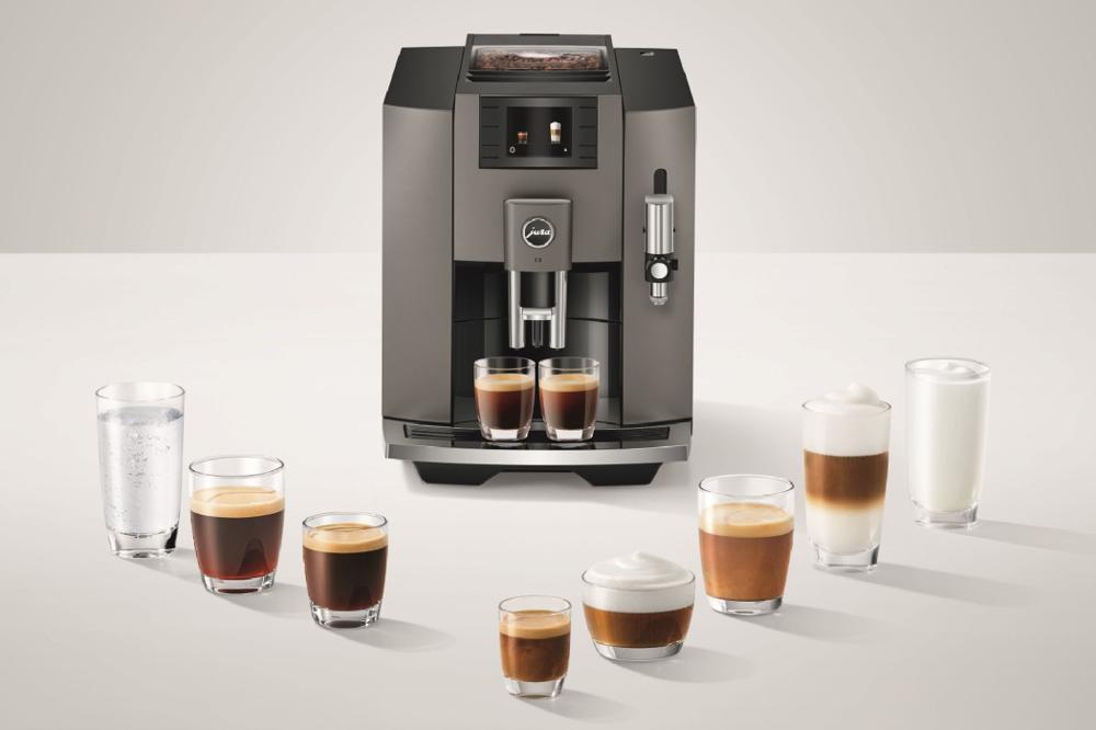 Kawa z mlekiem, która postawi cię na nogi! Nowa funkcja Extra Shot